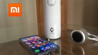 УМНЫЙ ТЕРМОС XIAOMI SGUAI G3 SMART BOTTLE  - ОБЗОР ТЕРМОСА НЕ ОТ СЯОМИ?!