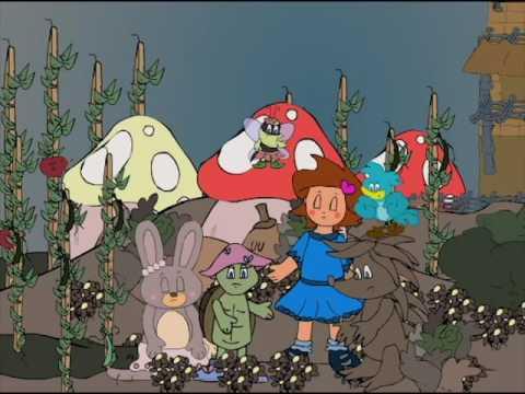 Cuentos infantiles de 5 a 12 a os teresa en el jard n m gico for El jardin magico