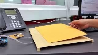 Mail Box Notification using Arduino UNO and Arduino Wi-Fi Shield(, 2015-01-26T02:46:06.000Z)