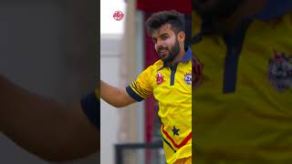 Shadab Khan bowls a beauty to get rid of Pollard