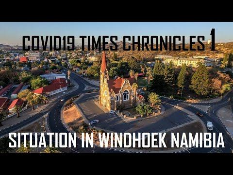 CORONAVIRUS TIMES CHRONICLES-1: WINDHOEK, NAMIBIA | ХРОНИКИ ВРЕМЕН КОРОНАВИРУСА: ВИНДХУК, НАМИБИЯ