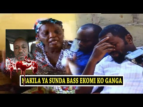 Ebandii  Makila Ya Sunda Bass Ekomi Kolanda, Maman Na Yé A Maudire Asaki Mutu Abomi Yé