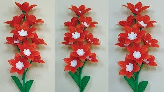 Beautiful Easy Paper Flower Decoration | DIY Paper Crafts flower at Home Idea | Abigail Paper Crafts