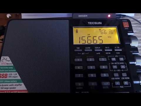 15665 kHz - CHINA RADIO INTERNATIONAL (Russian)
