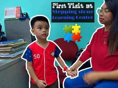 Initial Assessment at Stepping Stone Learning Center | Adventures of Kendrick