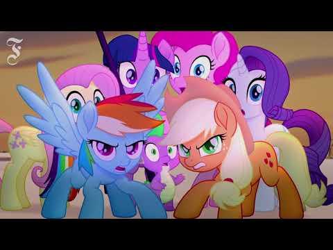 "F.A.Z.-Filmkritik: ""My Little Pony"""