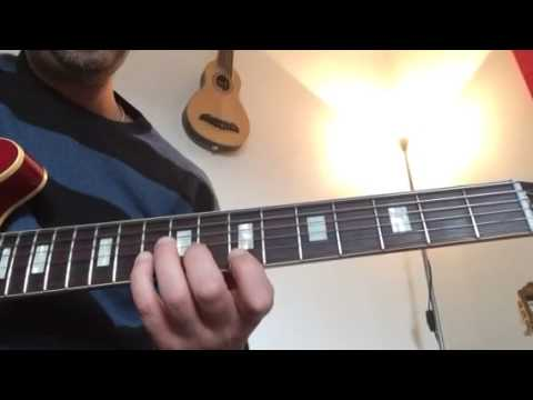 Lydian dominant scale 5 positions