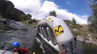 RIVER WHITE WATER RAFTING & Absolute Adventure & Funny Moments