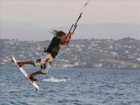 Kitesurfing EVIA