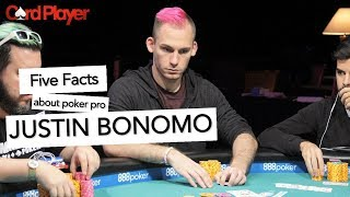Five Facts About Poker Star Justin Bonomo