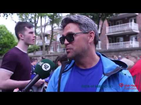 Fans react to Leinster's win over Munster