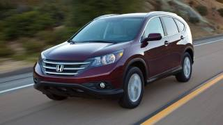 Honda CR-V SUV Video Review -- Edmunds.com