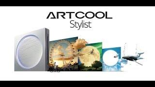 Презентационный промо-ролик LG ARTCOOL Stylist 2014