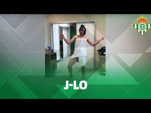 Joaquín reta a Jennifer López con este espectacular baile