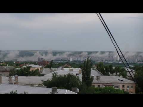 Боевики обстреливают Луганск, чтобы дискредитировать силы АТО - 14 июля 2014