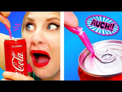 GIRLS PROBLEMS WITH LONG NAILS || Relatable facts 5-Minute FUN
