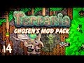 Terraria Chosens Mod Pack EP14 The Forest's Army + Magnoliac Boss