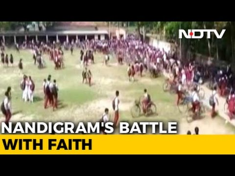 After Farmland, Nandigram Now On The Boil Over Faith