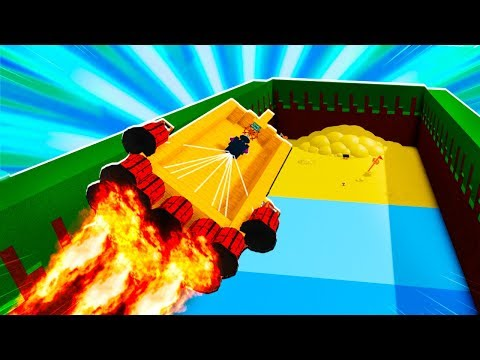 INSANELY FAST ROCKET BOAT  In Build A Boat For Treasure Roblox