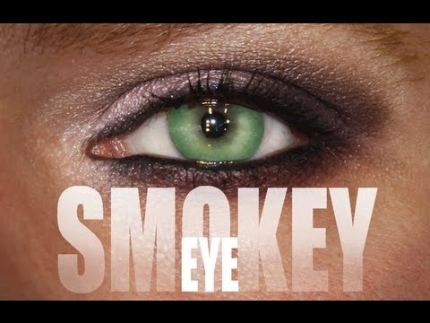 INSTANT SMOKEY EYE TUTORIAL!!!! EASY FOR BEGINNERS!