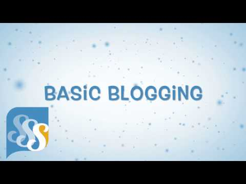 How to #Blog: #Blogging Basics to Get Exposure & #SEO