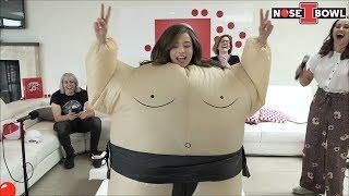 Poki tries Sumo Outfit | Boxbox's Dilemma | Greek's Reaction | Otv Scuffed Edc