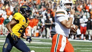 Miami Hurricanes Highlights @ Toledo