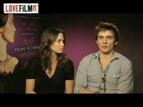 Emily Blunt & Rupert Friend:  by LoveFilm