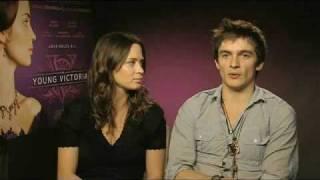 Emily Blunt & Rupert Friend: Interview by LoveFilm