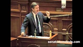 Senator Tom Davis Fights for the Jasper Port