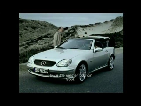 Mercedes Benz SLK-Class Roadsters R170 Specs Documentary
