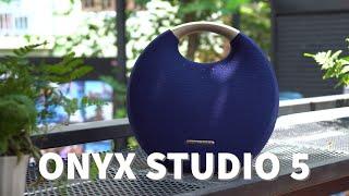 Đánh giá Harman/Kardon Onyx Studio 5