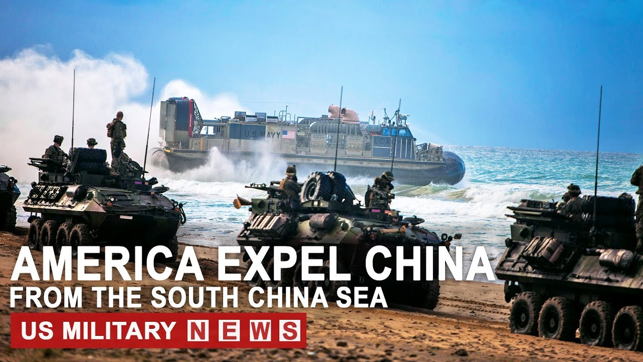 South China Sea Latest News: Marines will take over all the Chinese artificial islands