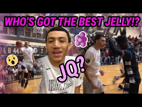"""The Whole JELLYFAM Got The Crazy Jelly!"" JQ Talks Best Jelly & Goes OFF 🍇"
