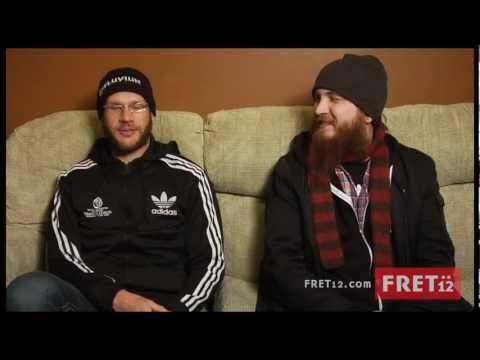 Adam D and Joel of Killswitch Engage: The Sound and The Story (Short)