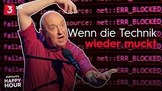 Horst Evers über geheime Passwörter