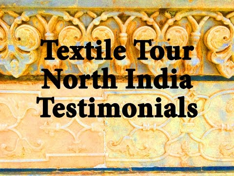 Colouricious Textiles Holiday Tour North India - Journey Of Discovery