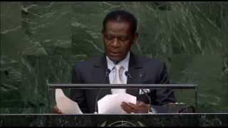 Guinée équatoriale - Débat 2014 de l