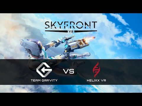 SkyFront VR | Exhibition Match | TG vs HelixxVR