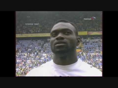 National Anthem of Ghana.World Cup 2006.