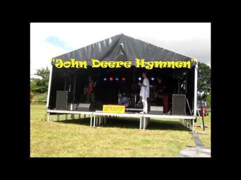 "John D Band åbner ""Bonde Blues Rock Festival"" 5. august 2017"