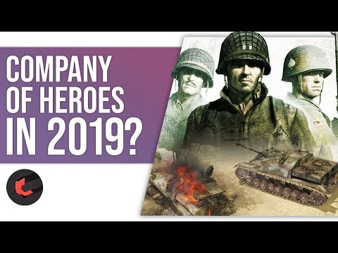 Company Of Heroes Review | Should You Play It In 2019?