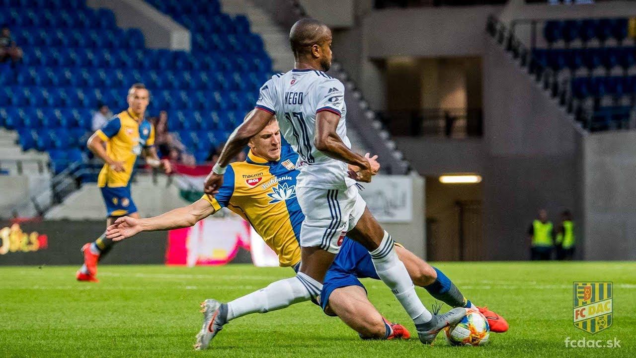 MOL Fehérvár FC - FC DAC 1904 3:1 (1:0) - YouTube