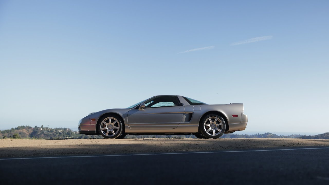 Behind The Wheel: 2005 Acura NSX - YouTube
