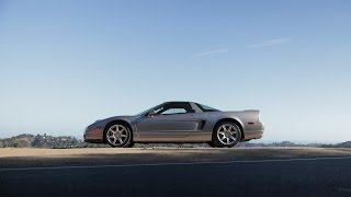 Behind The Wheel: 2005 Acura NSX