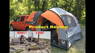 Product Review: Rightline Trขck Tent & SUV Extension