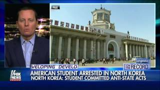 U.S. student's arrest in N. Korea: Sign of things to come?