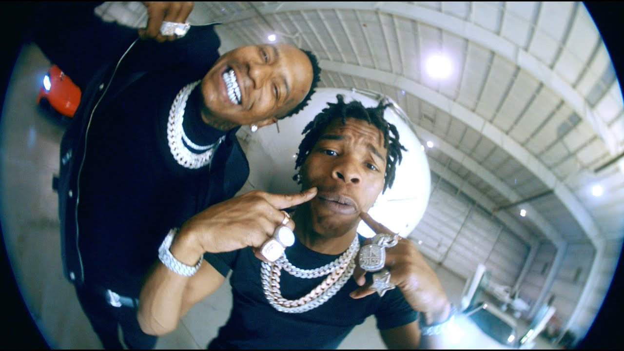 Moneybagg Yo – U Played feat. Lil Baby (Official Music Video)