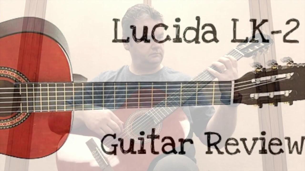 Download Classical Guitar Review Lucida LK-2
