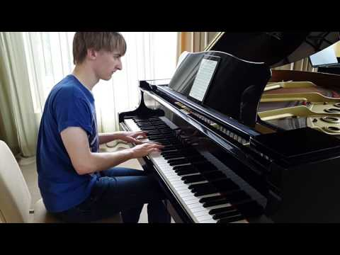 Let's Go Fly A Kite - Mary Poppins - Piano Cover